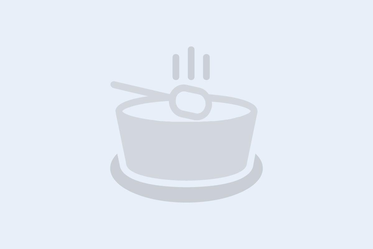 Pavo con salsa de pimiento morrón