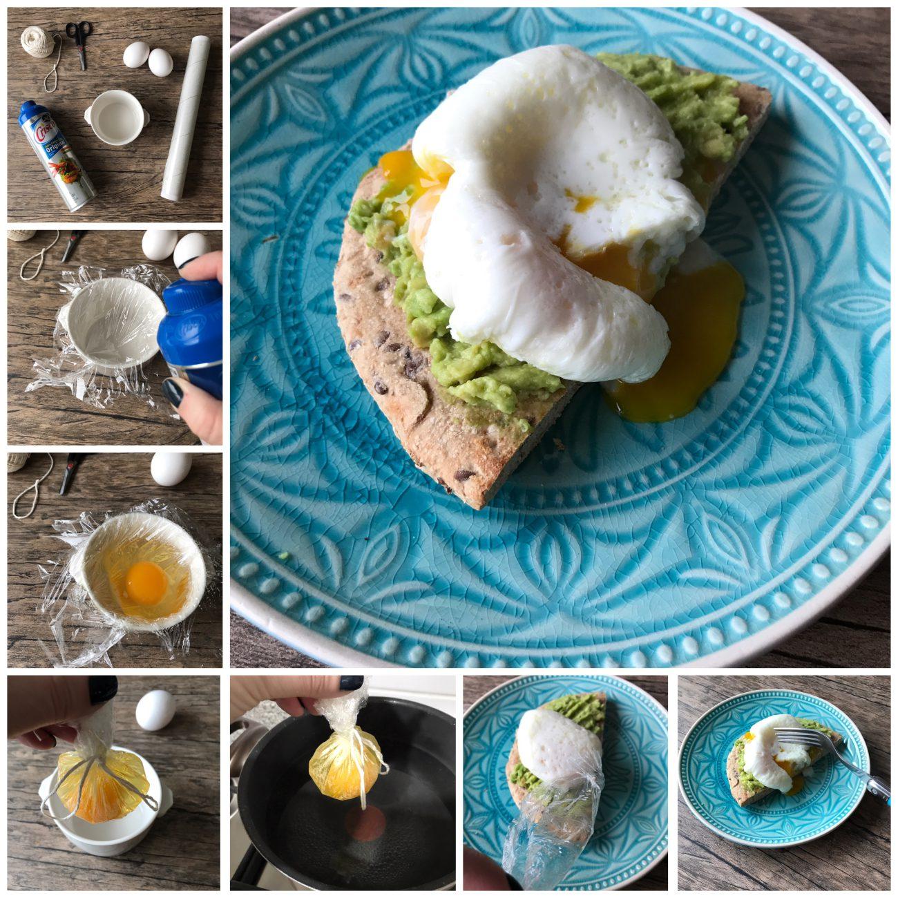 Huevos Pochados